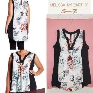 Melissa McCarthy x Seven7 Tunic Top